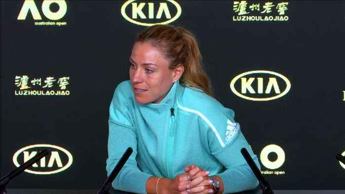 Kerber feels solid again with new coach Schuettler