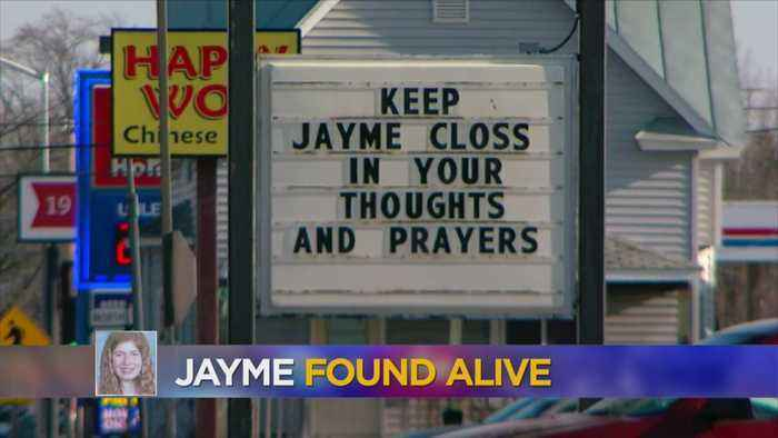 'I Couldn't Believe It': Community Astonished By Jayme's Return