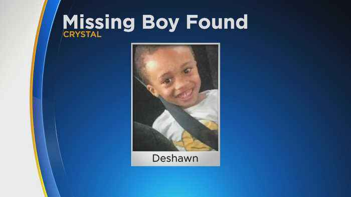 Missing 4-Year-Old Crystal Boy Found