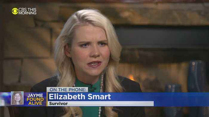 'The Whole Nation Loves Her': Elizabeth Smart Honors Jayme Closs