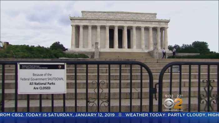 Government Shutdown Now The Longest In History