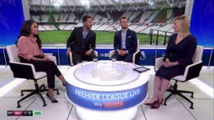 'Arsenal not good enough for top four'