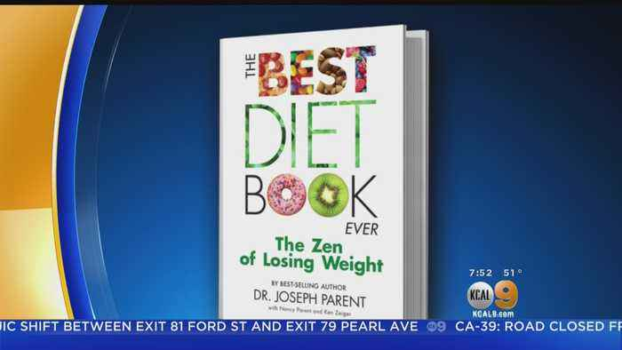 A Diet Book With No Recipes? Author Weighs In On Why He Says It Works