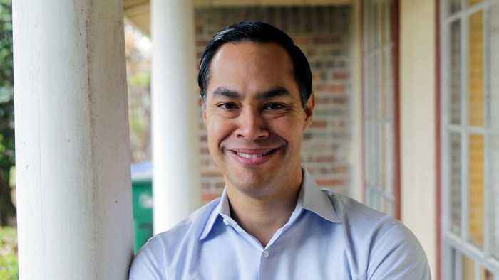 Democrat Julian Castro Launches 2020 Presidential Bid