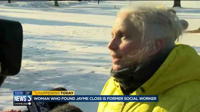 Woman who found Jayme Closs is former social worker