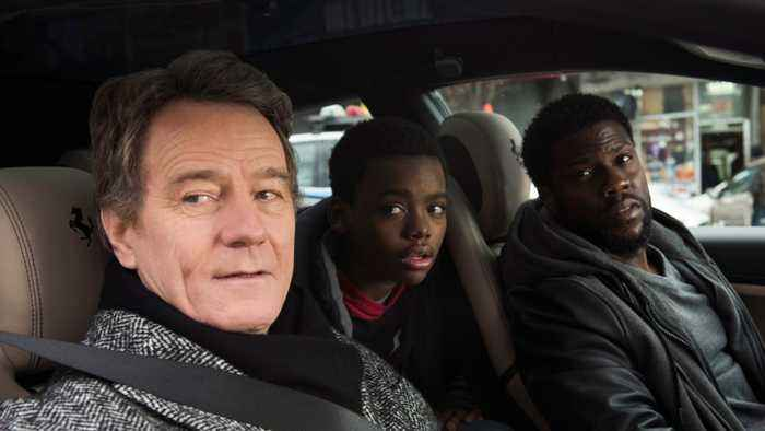 'The Upside' Takes Over No. 1 Spot At The Box Office