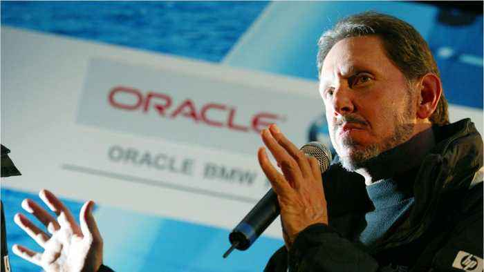 Larry Ellison Has $1 Billion In Tesla