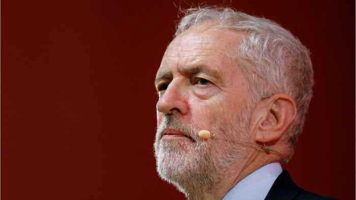 UK Opposition Leader Corbyn Says No Deal Brexit Would Be 'Catastrophic'