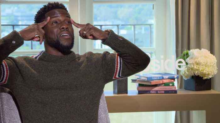 Kevin Hart On Acting The Right Way In 'The Upside'
