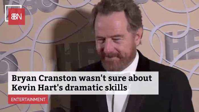 Kevin Hart Proves His Acting Chops To Bryan Cranston