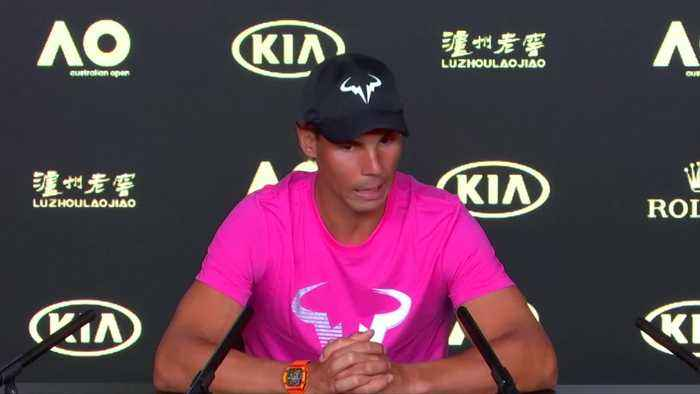 Nadal coming into new season with