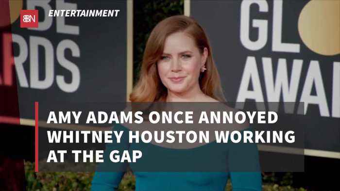 Were You Ever Helped By Amy Adams At The Gap?