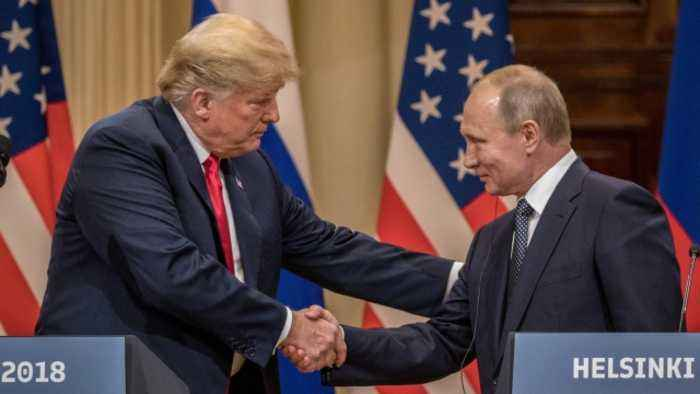 Washington Post: Trump Hid Details of Putin Conversations