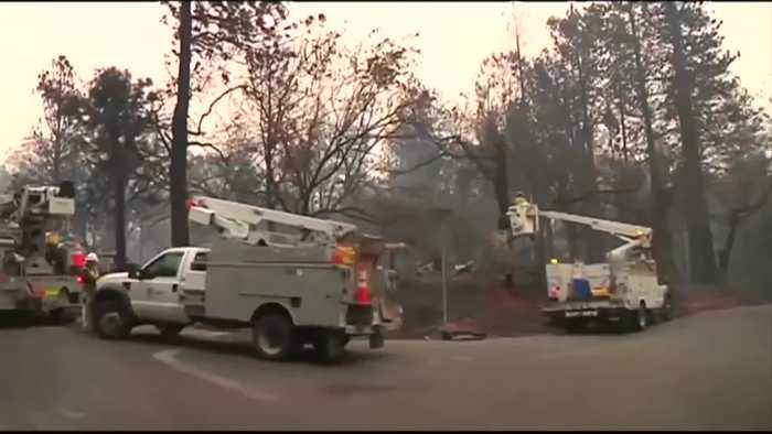 PG&E discussing multibillion dollar bankruptcy financing: sources