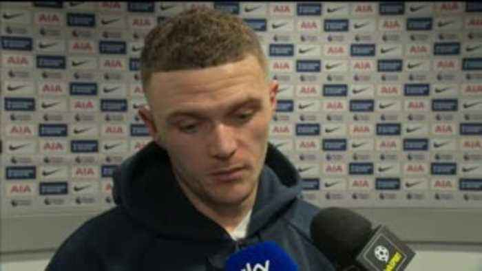 Trippier: Frustrated by defeat