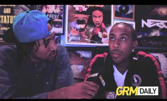 LUDACRIS IN THE UK MEETS DOT ROTTEN, FAST AND THE FURIOUS AND WATCH CHECK
