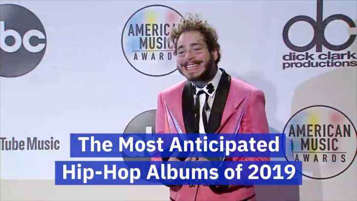 What Are The Most Anticipated Hip Hop Albums Of 2019