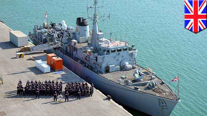 Britain plans new naval base in Southeast Asia