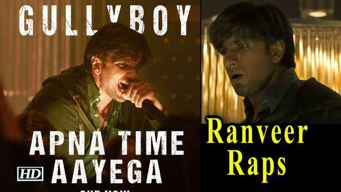 Ranveer's Raps 'Apna Time Aayega' SONG | OUT NOW | Alia Bhatt