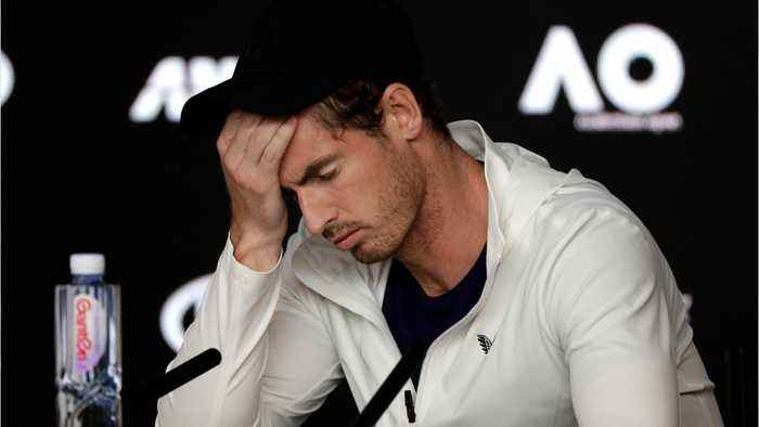 Andy Murray Bows Out Of Australian Open For Last Time
