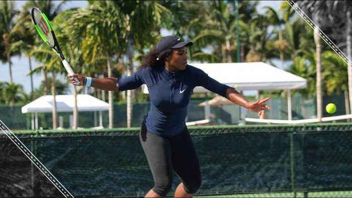 Serena Williams Came Back Stronger than Ever