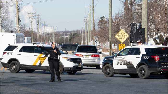 Police Shoot Suspect After Standoff At UPS Facility