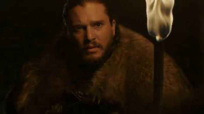 'Game of Thrones' Final Season New Footage! Check In With the Stark Family