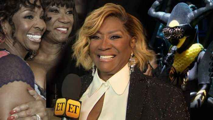 'The Masked Singer': Patti LaBelle Thinks the Bee Is Her Pal Gladys Knight! (Exclusive)