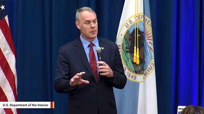 Ryan Zinke Joins Investment Firm As Managing Director