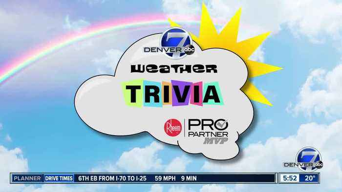 Weather trivia on Jan. 14: When was the snowiest January in Colorado?