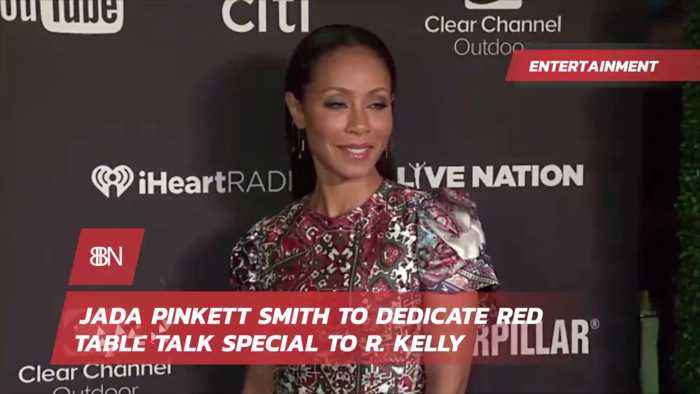 Jada Pinkett Smith Is Taking Straight Aim At R Kelly On Her FB Show
