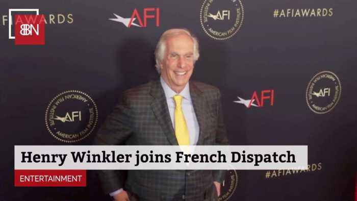 Henry Winkler Joins Cast Of 'French Dispatch'