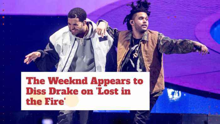 Did The Weeknd Diss Drake