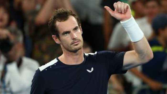 Andy Murray beaten in five sets by Roberto Bautista Agut at Australian Open