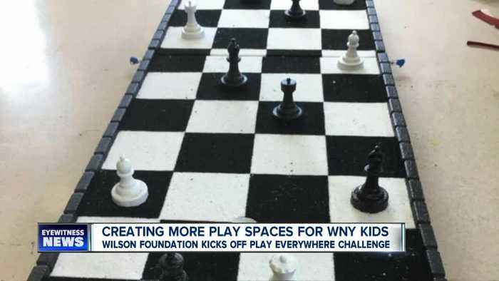 Do you think Western New York needs more play spaces for kids? Here's how you can help.