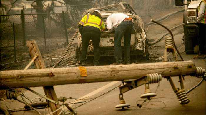 America's Largest Utility, PG&E, Will File For Bankruptcy