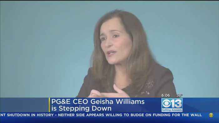 PG&E CEO Steps Down Amid Potential Bankruptcy Preparation