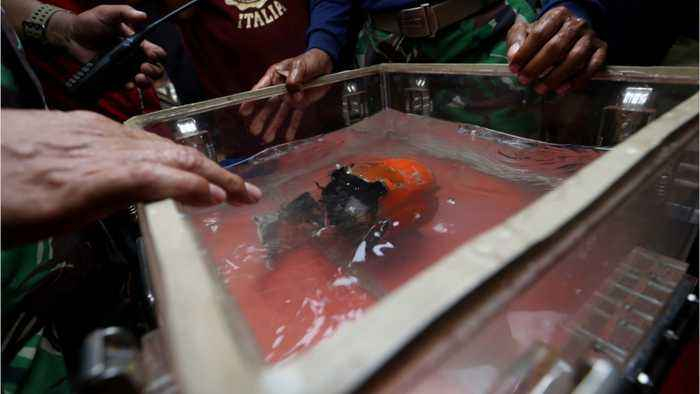 Indonesia: Divers Find Lion Air's Second Black Box