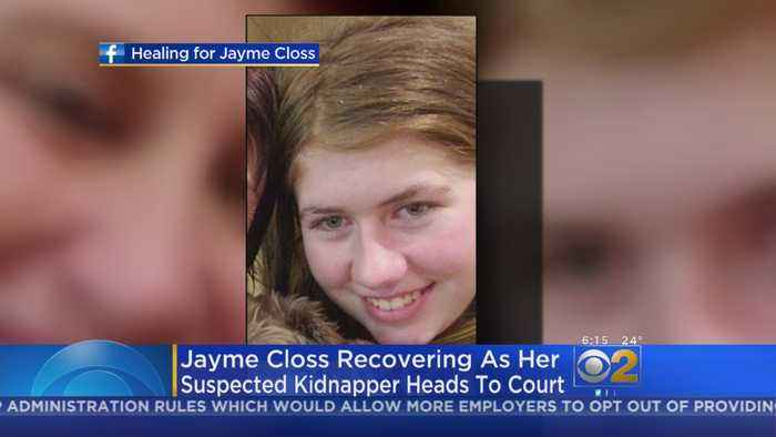 First Court Appearance For Man Charged With Kidnapping Jayme Closs