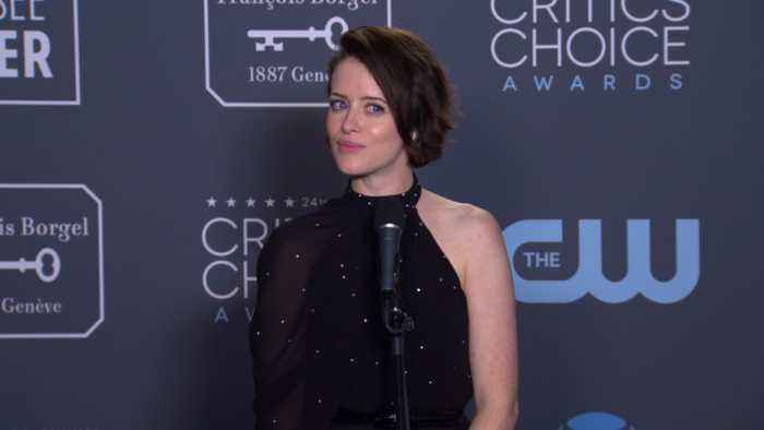 Claire Foy Shares What She Enjoys About Awards Season