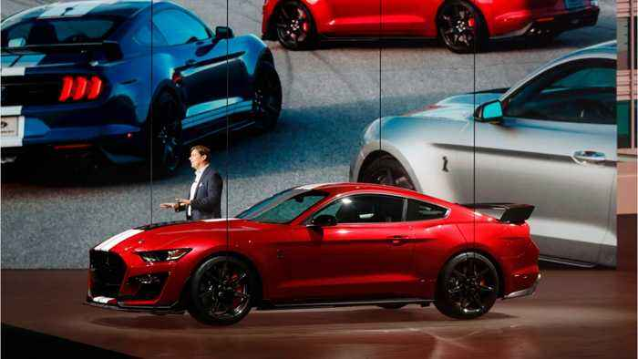 2019 Ford Mustang Shelby 'Most Powerful Street Legal Ford Ever'