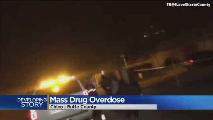 Mass Fentanyl Overdose In Chico Kills 1 Person, Leaves 12 More Hospitalized