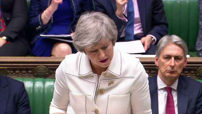 Give deal a 'second look', British PM May urges parliament