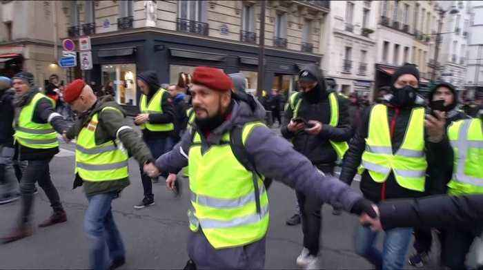 France: Macron launches public debate on 'yellow vest' protests