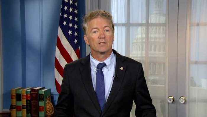 Rand Paul Will Be Undergoing Surgery At A Hospital In Canada
