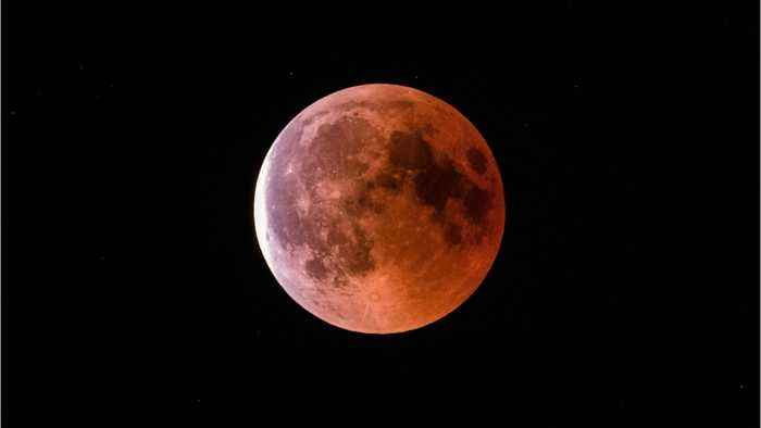 How To Catch Next Weekend's Total Lunar Eclipse