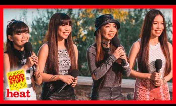 X Factor 4th Impact Celina treated by paramedics following on stage collapse