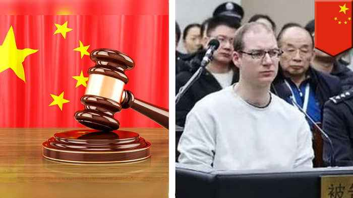 Canadian sentenced to death in China after Huawei CFO arrest