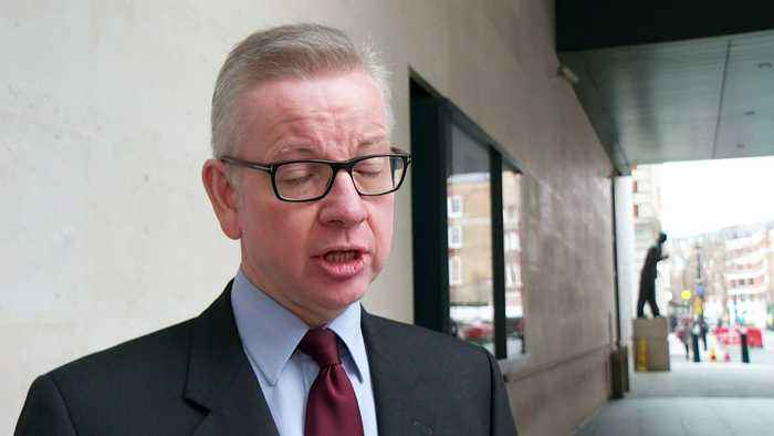 Gove: Government has 'contingency plans' for vote outcomes