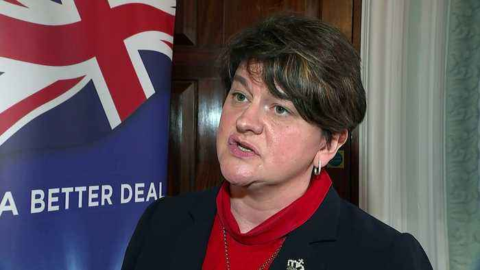 Foster accuses May of not asking EU to scrap backstop